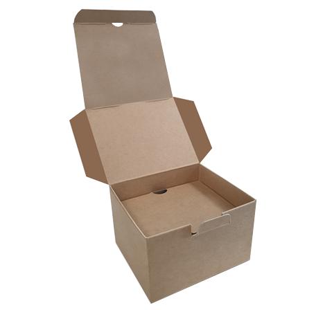 Drayton Sustainable Kraft Brown Cardboard Box