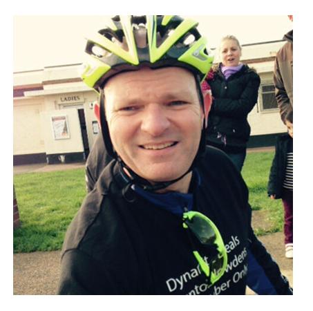 Paul Pady Drayton sustainability hero