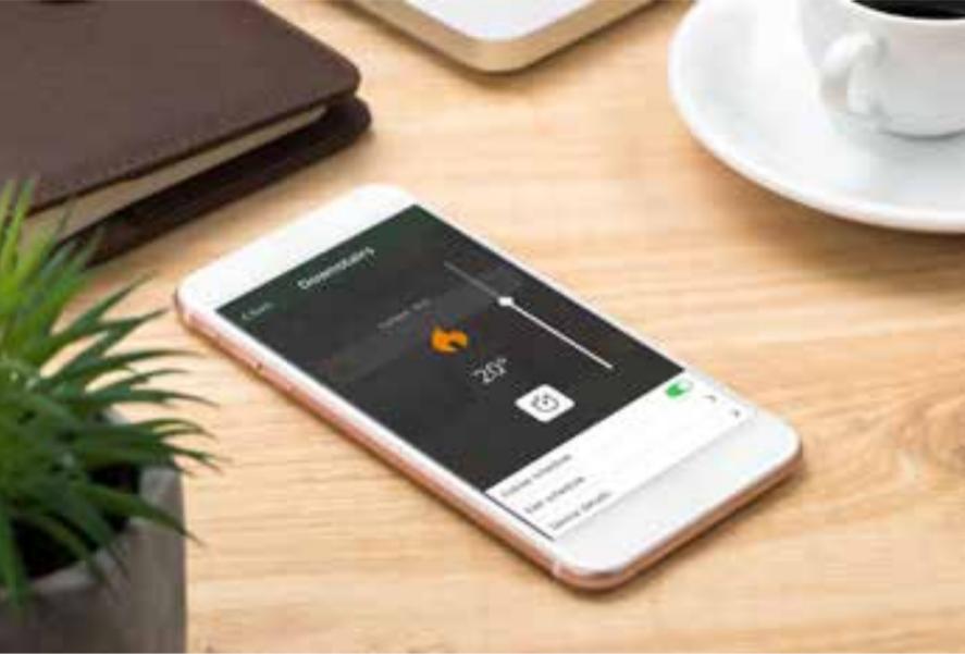 Drayton New Digistat App Control Phone