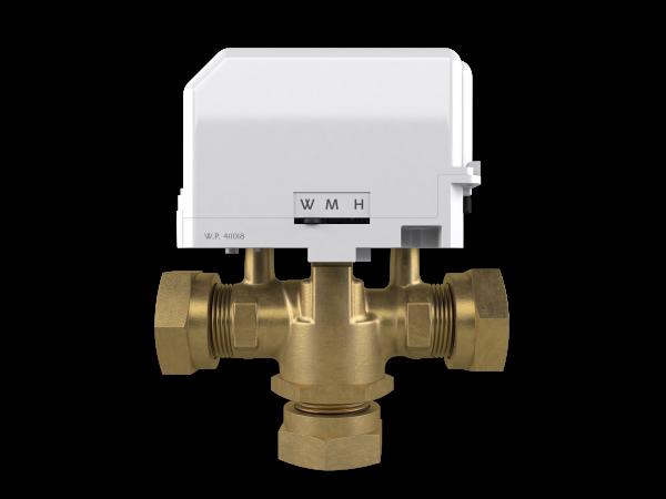 motorised valve
