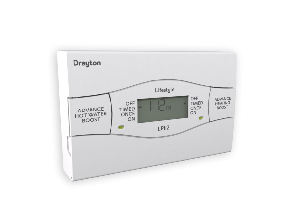 Drayton Central Heating Programmer Wiring Diagram : Lp drayton controls heating trvs and