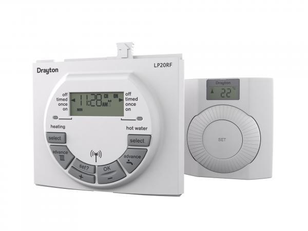 LP20RF & Digistat+RF | Drayton Controls : Heating controls