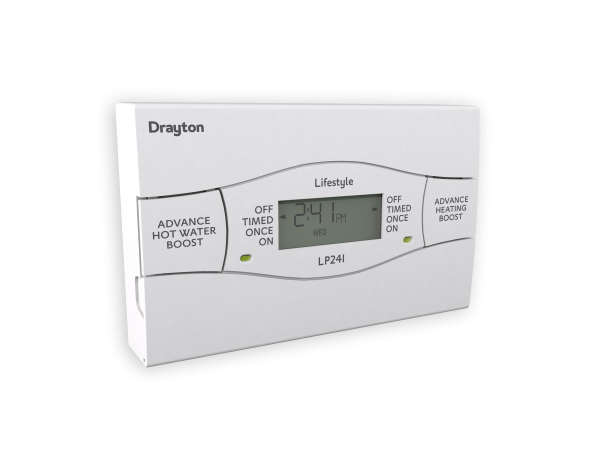 LP241 | Drayton Controls : Heating controls, TRVs and ... on