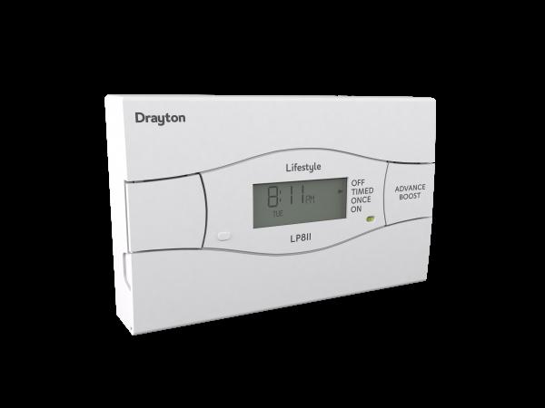 DRAYTON LP811 25463 Universal Electronic TIMESWITCH