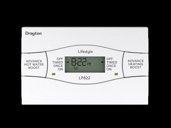 LP822 Front?itok=Utvprac4 lp822 drayton controls heating controls, trvs and thermostats drayton tempus 3 wiring diagram at crackthecode.co