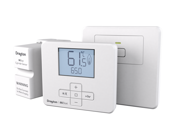 product ranges drayton controls heating controls trvs. Black Bedroom Furniture Sets. Home Design Ideas